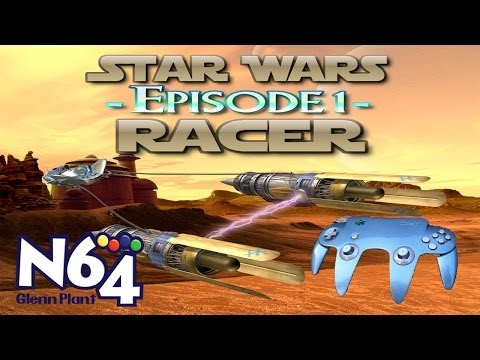 STAR WARS Racer episode 1 (Gameplay and Download