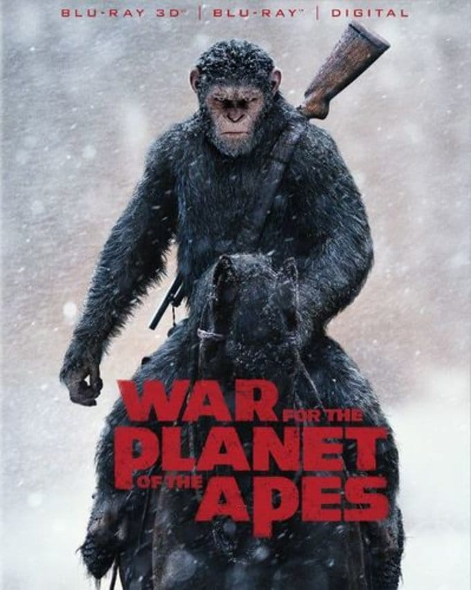 War for the Planet of the Apes (2017) Watch Online Movie