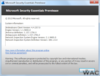 How to manually download the latest antimalware definition