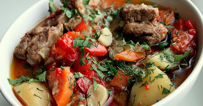 Блюда из баранины в мультиварке рецепты быстро и вкусно с фото