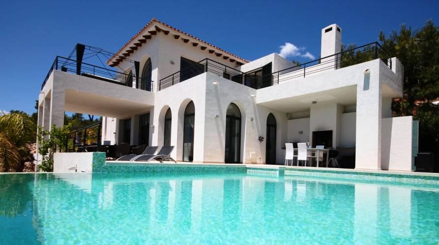 Недвижимость в испании в алтея
