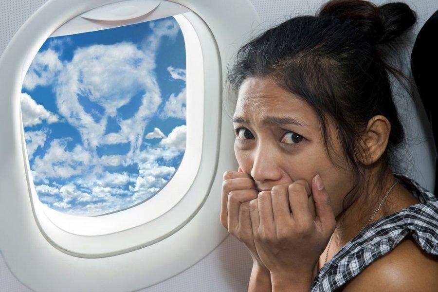Аэрофобия - симптомы и причины Как бороться
