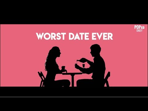 Bad Dates - Worst Date Stories - Marie Claire