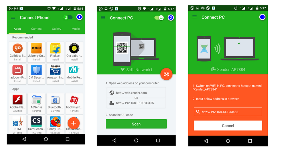 Xender Apk (App) For Android Free Download – Xender Apk