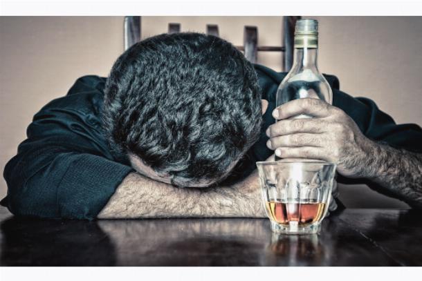 Как насильно прервать запой