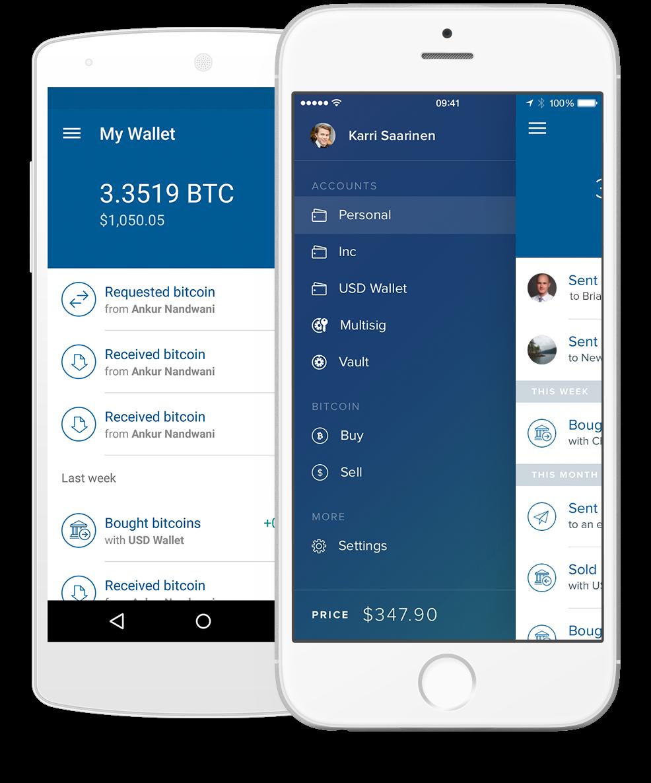 bitcoin app wallet