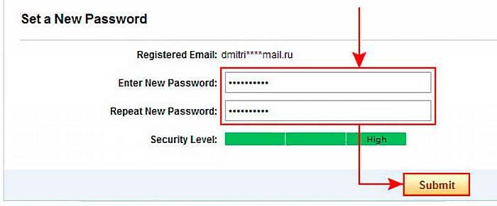 Как восстановить логин и пароль в алиэкспресс через номер телефона