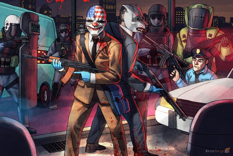 Payday mission order