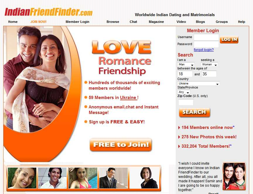 Dating website reviews uk