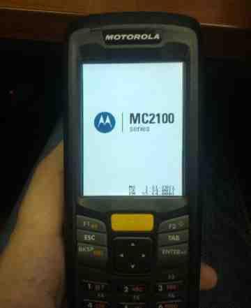 Motorola mc2180 user manual