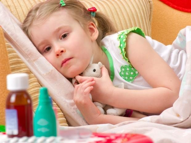 Опрос эзотериков: почему ребенок часто болеет