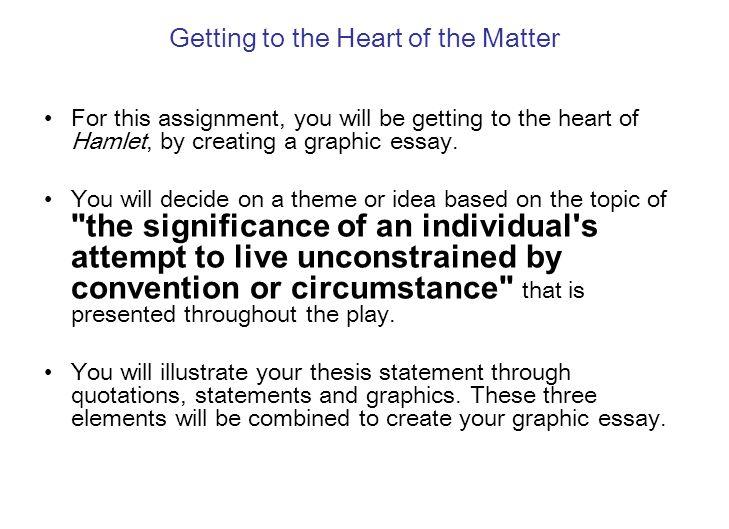 Hamlet Essays - eNotescom