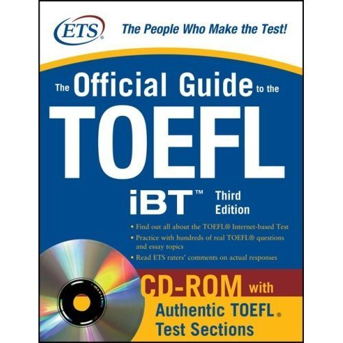 facult: The Official Guide to the TOEFL (PDF+ Audio