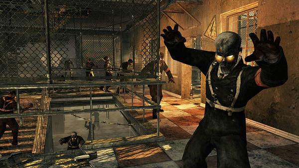 Call of duty black ops 2|Zombie survie ville|Dtente :D