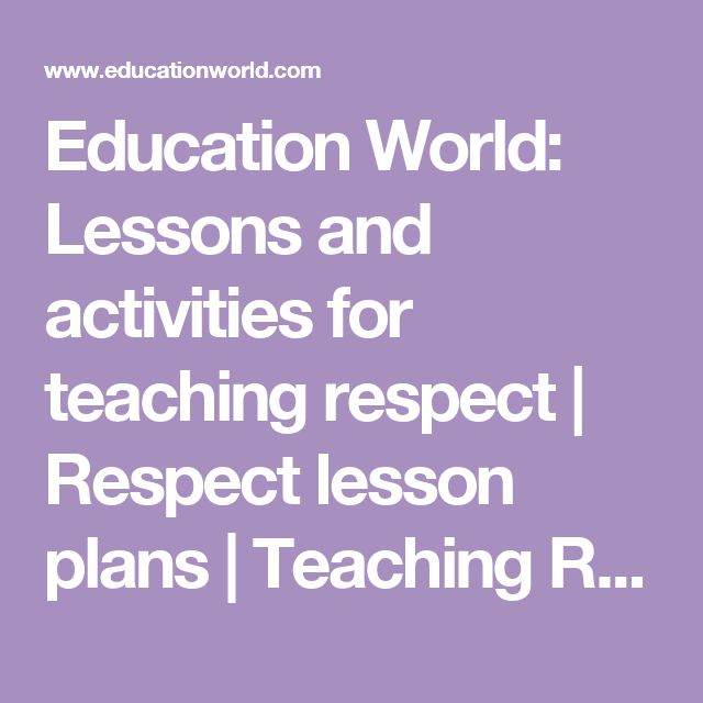 Student Workshop Respect - KET Education