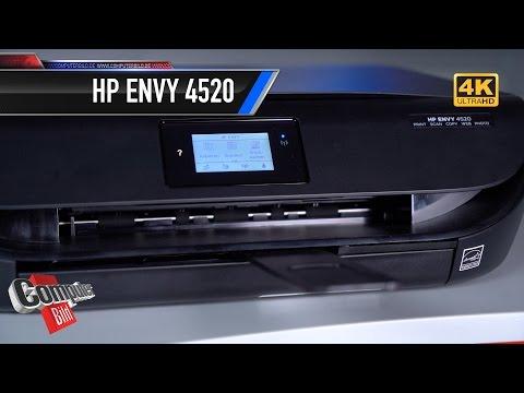 Istruzioni hp envy 4500
