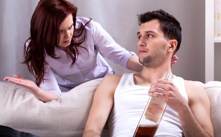Как бороться с алкоголизмом мужа домашних условиях