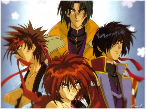 The Best Samurai Anime Series and Movies - ThoughtCo