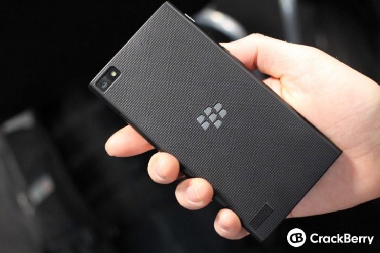 Handbuch blackberry z3