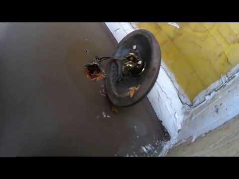 Hook up wired doorbell