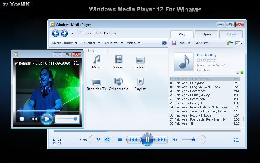 Media Player Classic XP-2000 6490 - Descargar