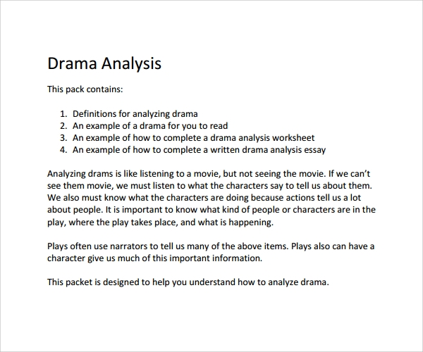 How to Write Analytical Essay - Complete Essay Format