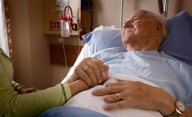 Dating a terminally ill person