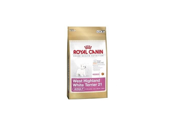 Корм royal canin west highland