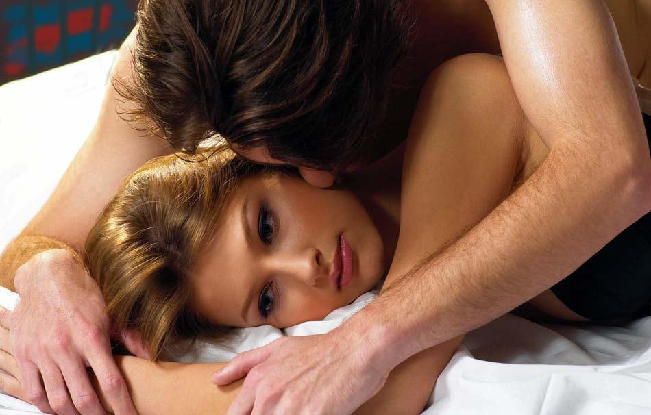 Смотреть порно нежная самка