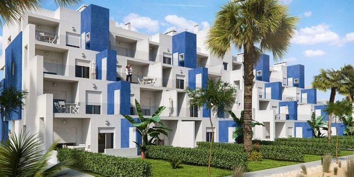 Купить квартиру на курорте в испании
