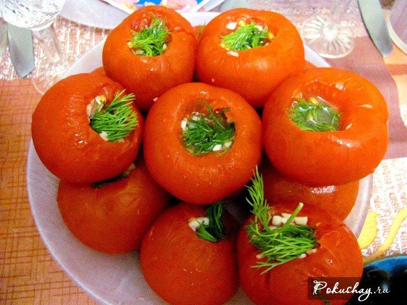 Малосольные помидоры быстро и вкусно рецепты