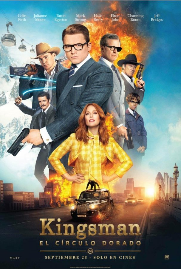 Kingsman - Secret Service streaming hd - Film in alta