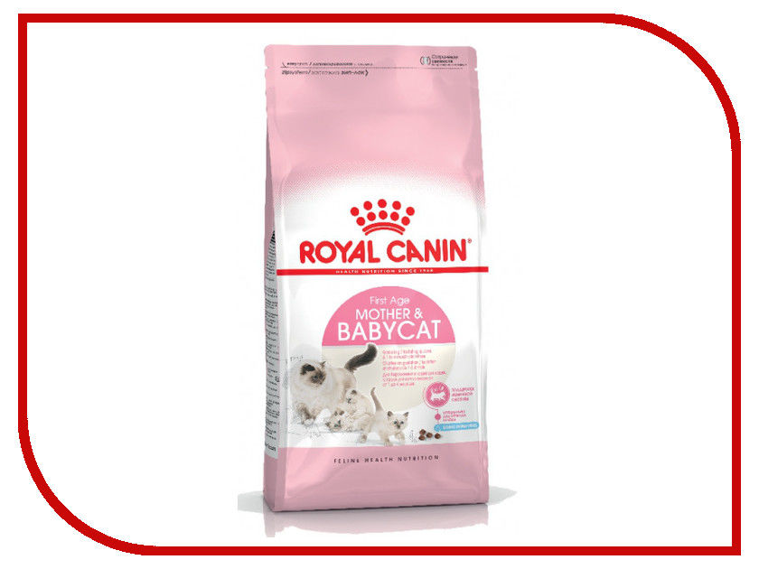 Консервы корм royal canin babycat