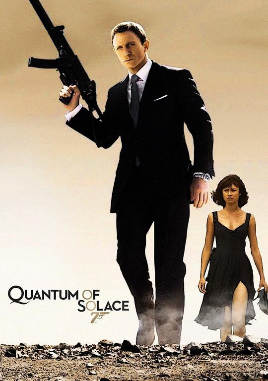 Quantum Of Solace (james Bond 007) - watch online at
