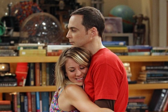 Is Sheldon from the big bang theory dating in real life?