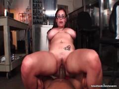 Tna creampie wife porn videos