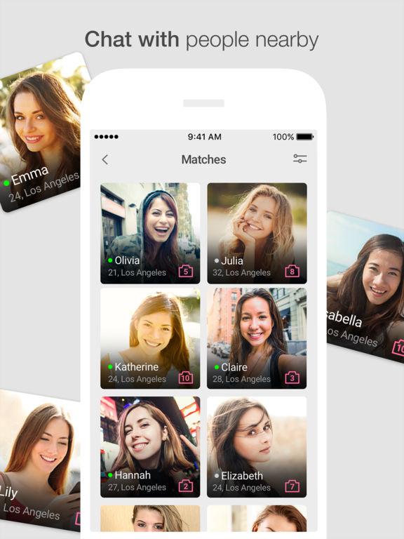 Local lesbian dating app