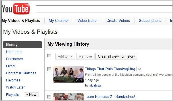 Bnc history timeline youtube youtube