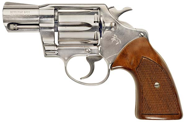 Colt Detective Special 38 - Gun Collectors Club