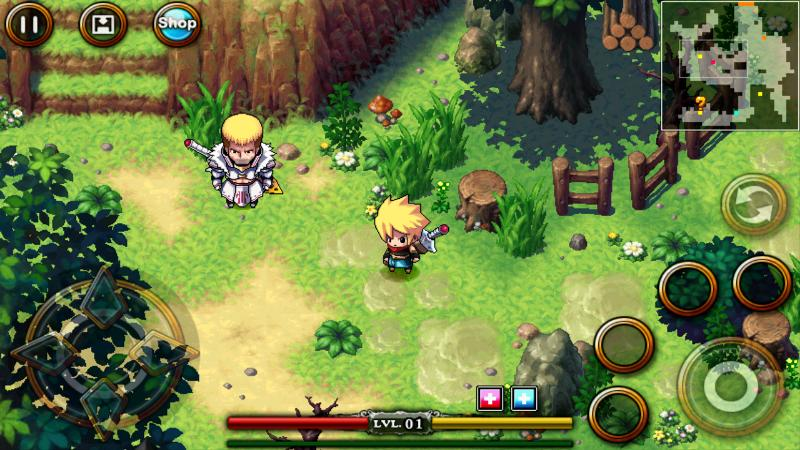 ZENONIA S: Rifts In Time Apk 351 - Download Only APK