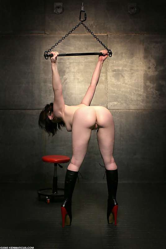 Bondage in high heel