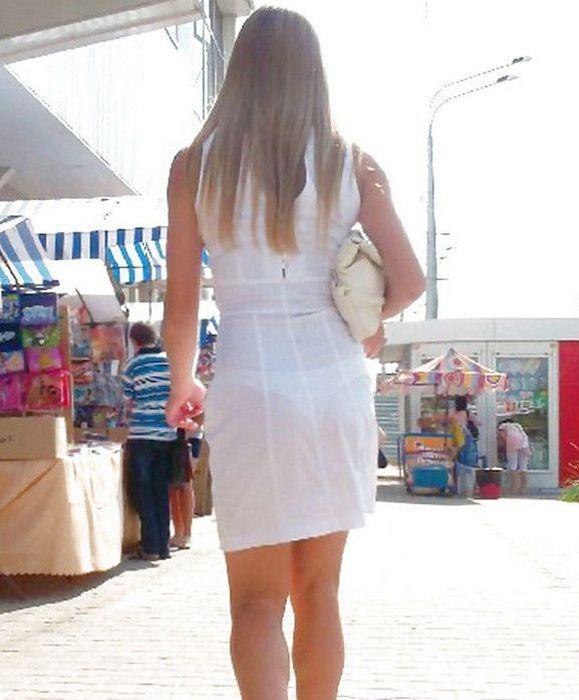 Фото женщин в прозрачных вищах на улице фото 606-220