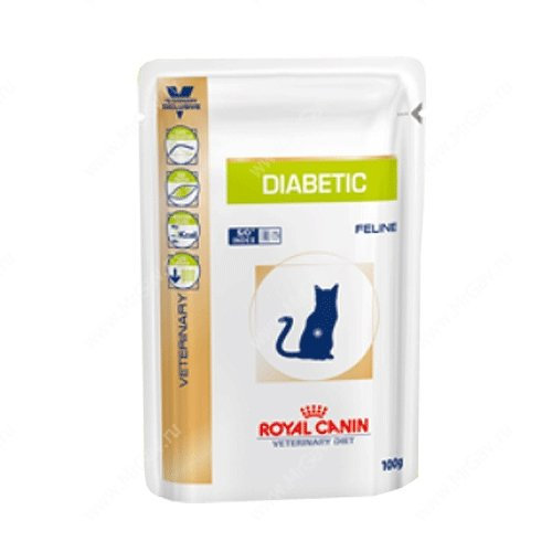 Корм royal canin feline diabetic ds46