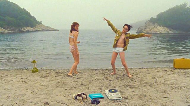 Movie threesome sex scene clip