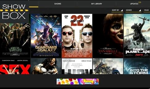 Movies Counter - HD Movies Free Download