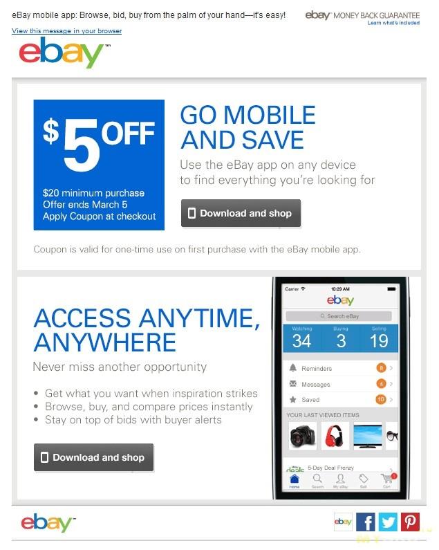 Download Desktop Ebay - free - latest version