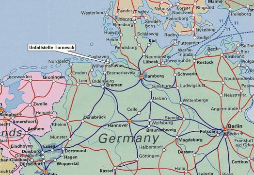 Flirten norddeutschland