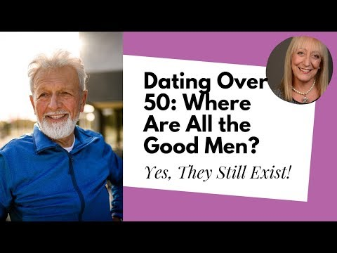 Over 50 dating resources