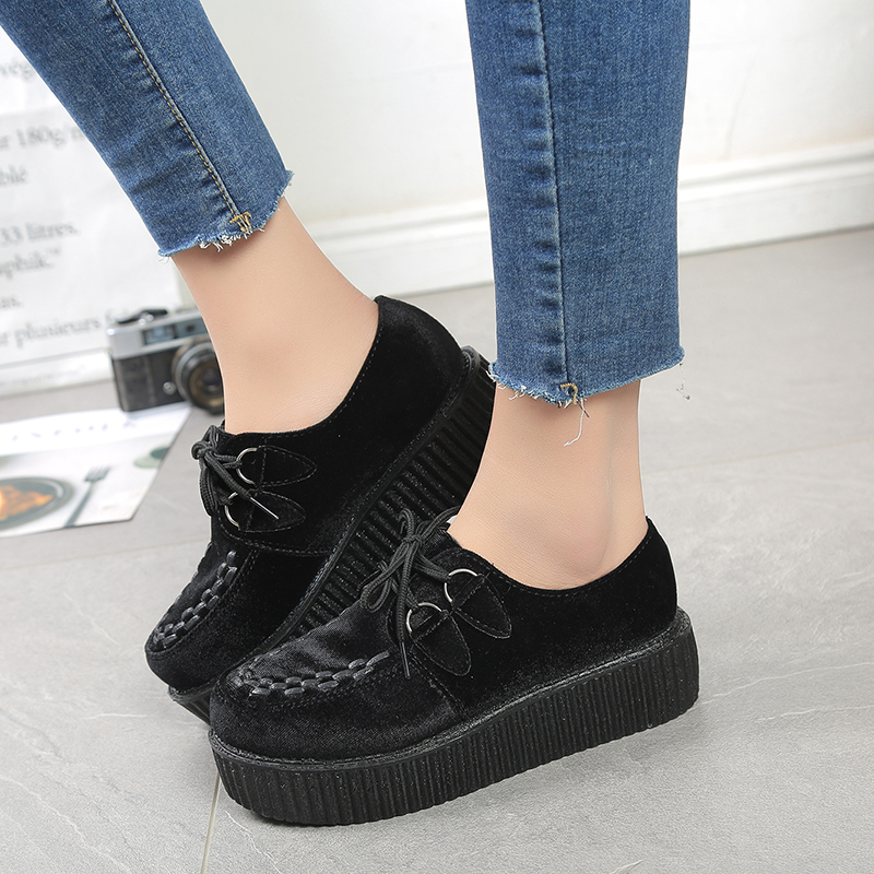 Купить обувь на платформе на алиэкспресс