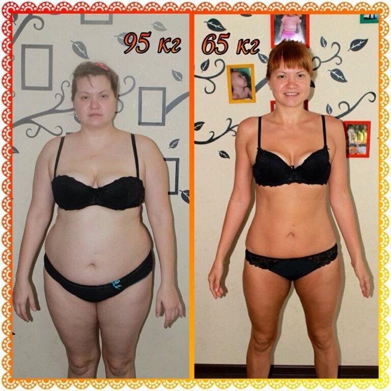 Как похудеть без диет на 17 кг